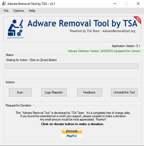 AdwareRemovalTool